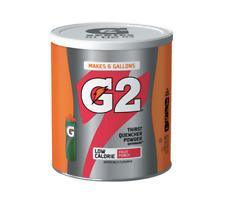 Gatorade soif Extincteur poudre-G2 Fruit Punch - 19.4 OZ (environ 549.97 g)/551 G-USA