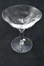 Sektschalen, 6 Stück, Rosenthal, Kristallglas