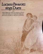 Pavarotti Sings Duets. World Record Club Aus Release. Condition is Mint!
