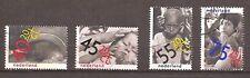 Nederland - 1979 - NVPH 1186-89 - Gebruikt - NO971