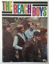 1965 Beach Boys Tour Program
