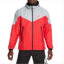 Nike Herren Windläufer mit Kapuze Trainingsjacke 917809 War 2xl