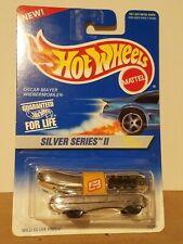 Hot Wheels Silver Series II Oscar Mayer Wienermobile