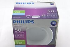 Philips LED Downlight 4-Inch 50W Equivalent Soft White Dimmable Flood Light Bulb