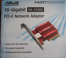 Asus XG-C100C PCI-E 10GBase-T Network Adaptor New in Box