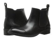 Clarks Ladies Chelsea Ankle Boots Pita Sedona Black Leather UK 4.5 RRP £70