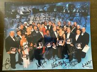 Star Trek Cast 30 Year Anniversary Signed Limited Edition REPRINT Photo