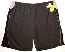 LOTTO Italian Sport Design GRAY Tennis Shorts - Size 4XL New