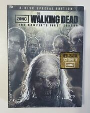 WALKING DEAD The Complete First Season 1 3-Disc DVD Special Edition Set *Sealed*