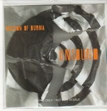 (DC271) Unsound, Mission of Burma - 2012 DJ CD