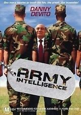 Army Intelligence (DVD, 2005) with Danny Devito FREE SHIPPING