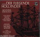 Wagner: Der fliegende Hollände / Sawallisch, Greindl, Paskuda, Silja LP Philips