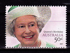 2007 Birthday of Her Majesty Queen Elizabeth II - MUH