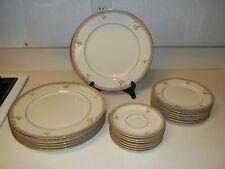 Mikasa Grande Ivory Gloria ~ 20 Piece Plate Set