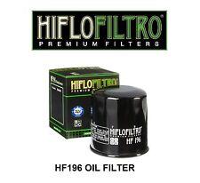 HiFlo HF196 Polaris Sportsman 600 700 Twin 4X4 Quad Offroad ATV Oil Filter