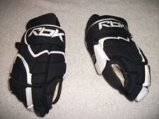 "REEBOK 3 K HOCKEY GLOVES ADULT SENIOR SIZE 14"" NICE CONDITION GREAT PRICE HG3K"