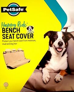"Petsafe ~ Happy Ride Bench Seat Cover For Dog. New in Sealed Box. 47"" L x 56"" W"