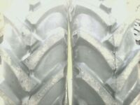 TWO 13.6x36, 13.6-36 Ford Deere 8 ply R 1 Farm Tractor Tires with Tubes