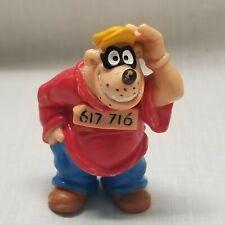 RARE : Disney Duck Tales Baggy Beagle  BEAGLE BOYS - 1990s PVC Bully Figure