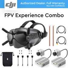 DJI Digital FPV Goggles and 2x Air units - Experience Combo