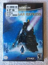 Polar Express (Nintendo GameCube, 2004) New Sealed THQ