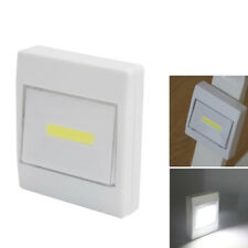 Magnetic Night Ligh  COB LED Wall Light Switch t Lamp  Cordless Battery Operated