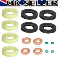 ORING FUEL INJECTOR SEAL WASHER KIT FOR PEUGEOT C4 CITROEN BERLINGO FORD FOCUS