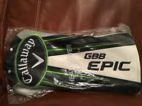 New Callaway GBB Epic Driver Headcover