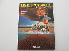 LES ECLUSES DU CIEL 1990 REEDITION TBE LA MARQUE DE MORGANE