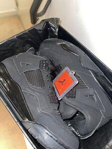 Jordan Black Cat 4 Size 11