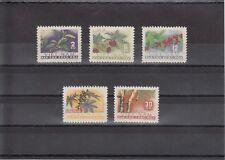 TIMBRE STAMP 5 VIET NAM  Y&T#262-66 FLEUR ARBRE  NEUF**/MNH-MINT 1962 ~R18