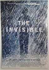 """THE INVISIBLE double sided movie poster 27""""x 40"""""""