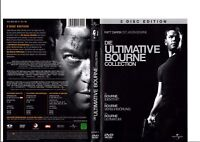 Die ultimative Bourne Collection (2008) DVD