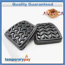 OEM NEW Set of 2 Clutch Brake Pedal Pad Rubber For Toyota Scion Camry 3132152010