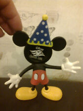 MICKEY MOUSE SHAPED PASSPORT SIZED PHOTO HOLDER DISNEY CRUISE LINE 16CM TALL