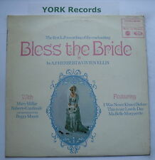 BLESS THE BRIDE - Cast Recording - Excellent Condition LP Record MFP 1263