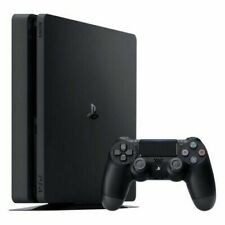 Sony PlayStation 4 PS4 Slim 1TB Video Games Console in Black - FREE DELIVERY