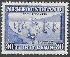 Newfoundland Scott Number 198 VF H