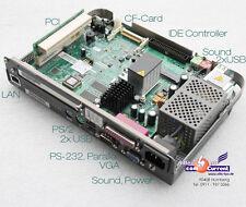 MINI MOTHERBOARD FSC TR5670 MIT NETZTEIL RS-232 736TR5670F101 TR5670 FUTRO S300