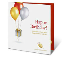 🎀 In Stock!!! 2020-S US Mint Happy Birthday Proof Coin Set (20RE)