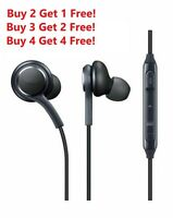 For Samsung Galaxy A71/A01/A21/A51 Headphone Earphone Headset Earbud with MIC