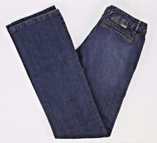Hurley Size 27 Bootcut Jeans 99 Lowrider Denim Dark Wash Jean Pants Womens