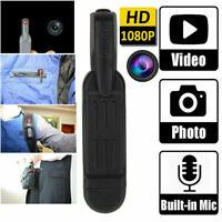 HD 1080P Mini DV DVR Pocket Spy Pen Camera Hidden Video Voice Recorder T189 CA D