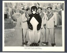 THE RITZ BROTHERS WITH GIANT PENGUIN - 1937 NEAR MINT