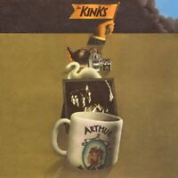 THE KINKS - ARTHUR OR THE DECLINE AND FALL OF THE BRITISH EMPI 2 VINYL LP NEU