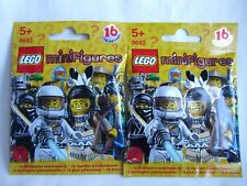 Lego Minifiguras serie 1 8683 completa Sobres cerrados.