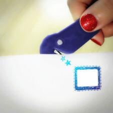 1PC Portable Light Paper Card Art Trimmer Photo Cutter Mat Blades Cutting Tool