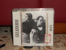GIULIODORME - NON SEI TU 3,58 - LE COLOMBE 3,07 - cd singolo usato copia cam1997