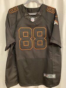 Denver Broncos Demaryius Thomas #88 NFL Size 48 Jersey