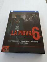La PIOVRA 6 FILM L'Ultimo Segreto - 3 DVD Cofanetto nuovo sigillato 1992